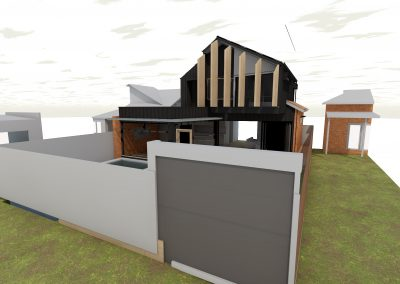 New Plans for Rear Extension and Renovation